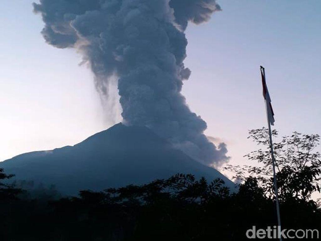 Merapi Erupsi, 3 Bandara di Solo-Yogyakarta Tetap Aman Beroperasi