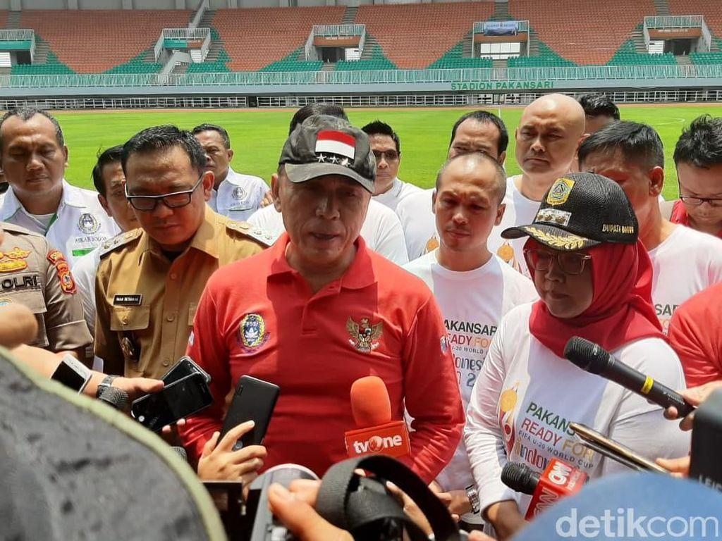 Stadion Piala Dunia U-20 Ditetapkan, PSSI Surati Kementerian PUPR