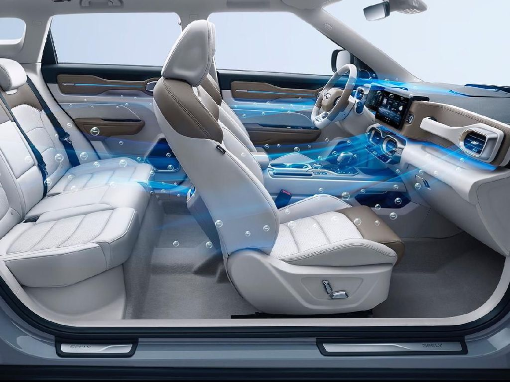 Tekonologi Air Purification Mobil Manjur Tangkal Corona? Ini Kata Ahli