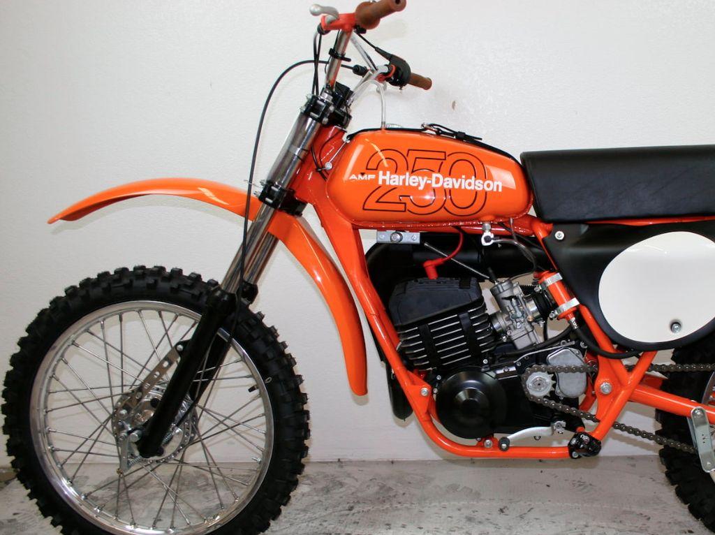 Pernah Kurus, Harley-Davidson Sempat Bikin Motor Motocross