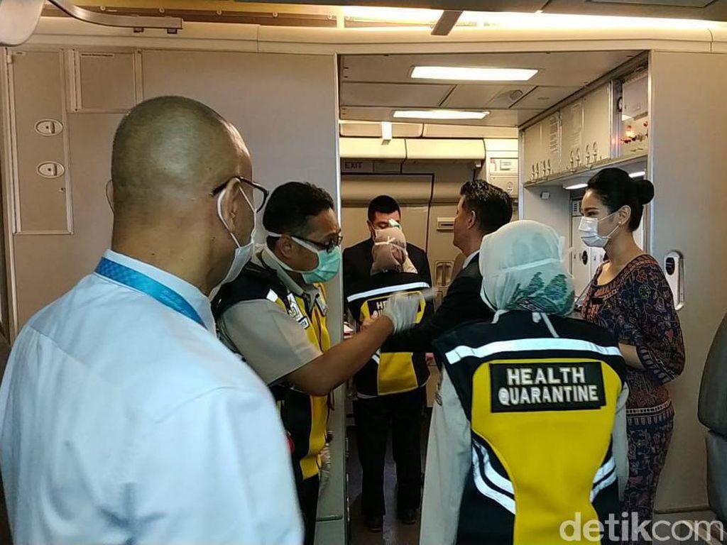 Traveler dari Negara Terinfeksi Corona Dilarang Masuk atau Transit di Sini