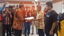 Bantuan Rp 176 Juta Diberikan untuk Warga Blitar Terdampak Kerusuhan Suporter