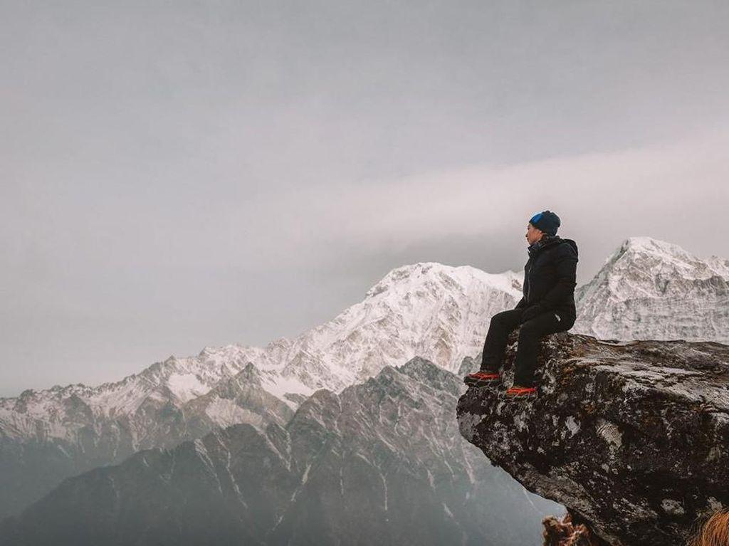 Nikita Willy dan Pegunungan Himalaya