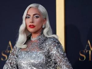 Lady Gaga Balas Ejekan Donald Trump soal Kampanye Joe Biden