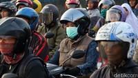 Jangan Abai, Ini 7 Tips Sehat Naik Motor Selama Pandemi