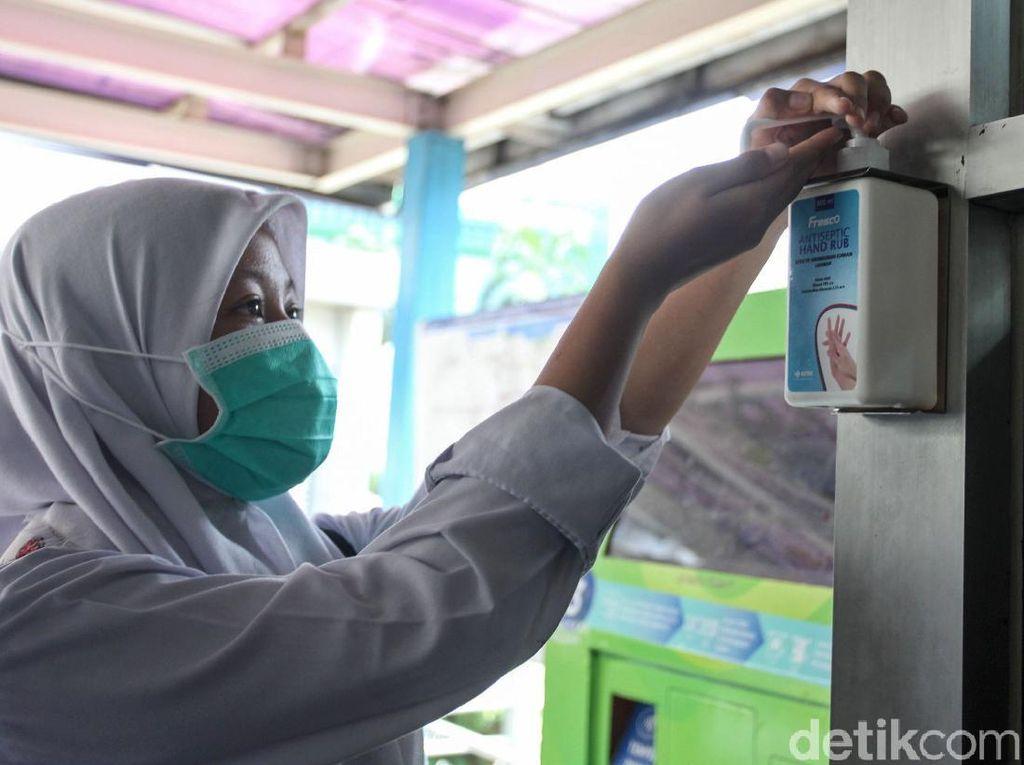 Berbagai Versi Cara Membuat Hand Sanitizer, Ada yang Standar WHO