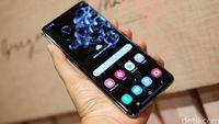 Harga dan spesifikasi HP Samsung.