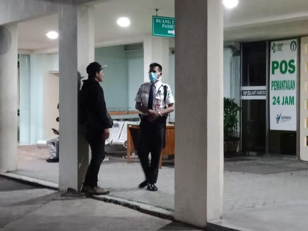 Heboh Corona, 451 Orang Periksakan Diri di Pos Pemantauan RSPI Sulianti Saroso