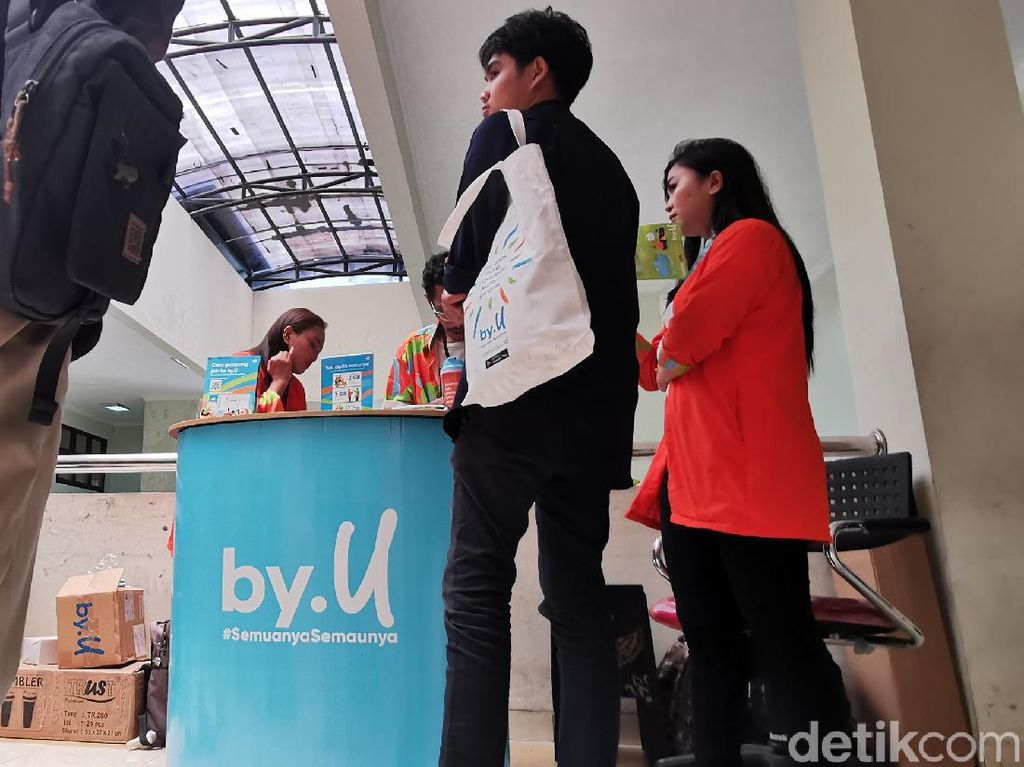 by.U Sebagai Brand: Playful dan Bucin pun Muncul