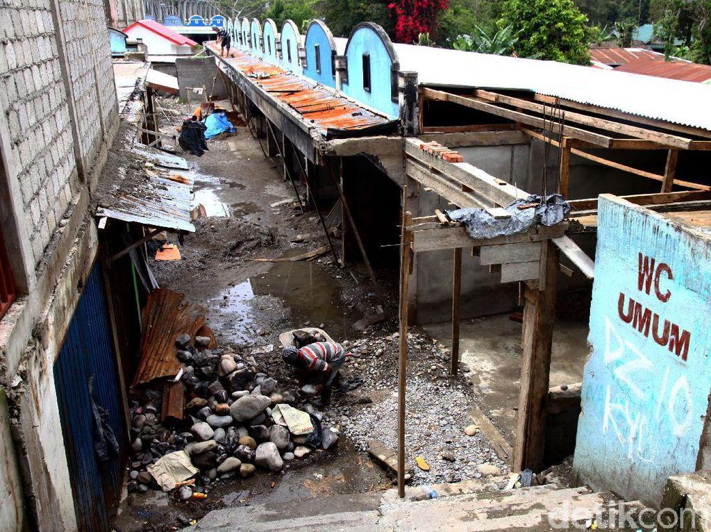 Pascarusuh di Wamena, Pemerintah Bangun 193 Rumah-400 Kios