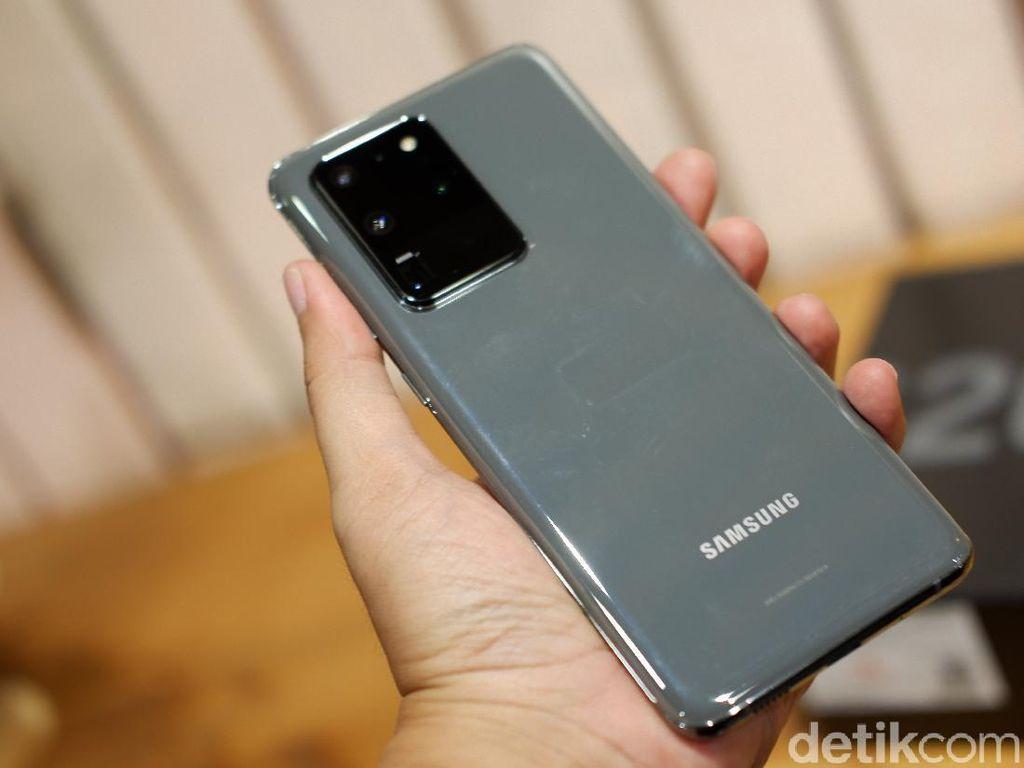 Ponsel Samsung Bisa Gantikan KTP Warga Jerman
