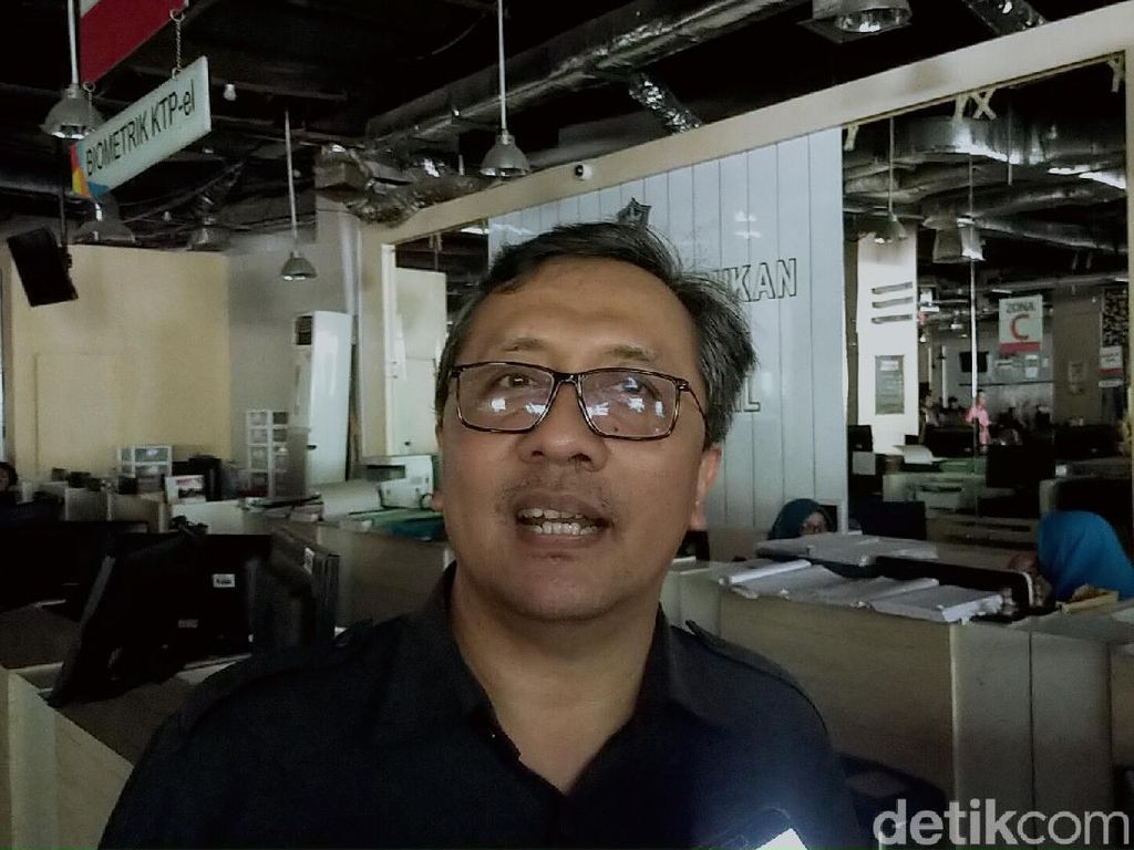 Listrik Gedung Siola Padam Usai Lantai 2 Berasap, Pelayanan Tutup Sementara
