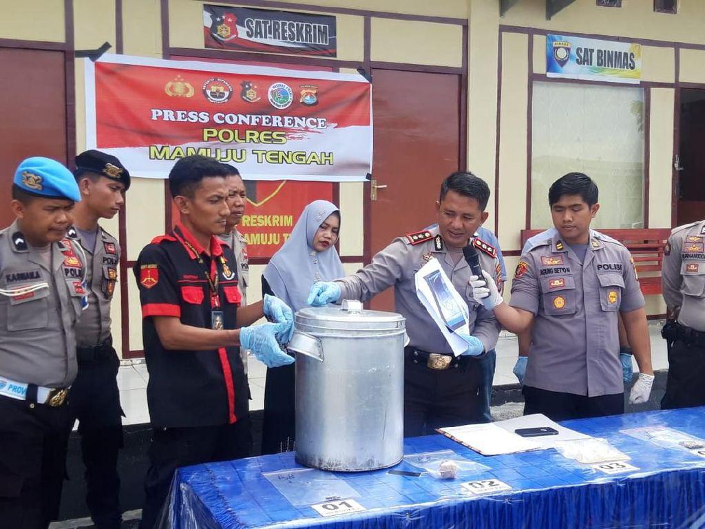 Diduga Sajikan Bakso Tikus, Warung di Mamuju Tengah Ditutup Polisi