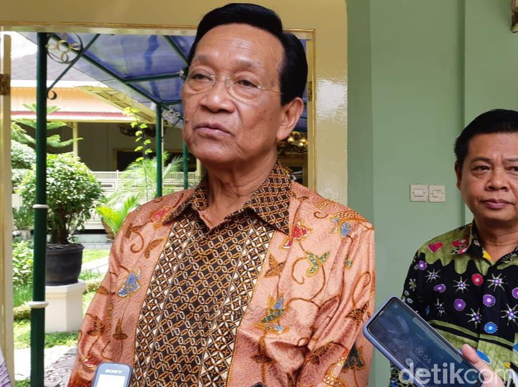 Imbau Warga Tak Borong Masker, Sultan HB X: Kalau Sehat Tak Usah Pakai