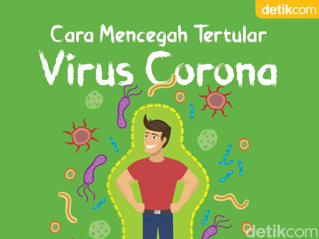 Cara Mencegah Tertular Virus Corona