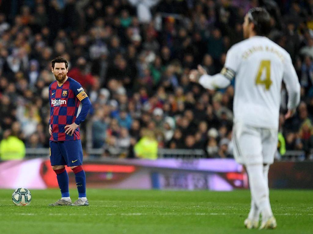 Kritik Pedas untuk Messi: Seperti Pemain yang Sudah Pensiun