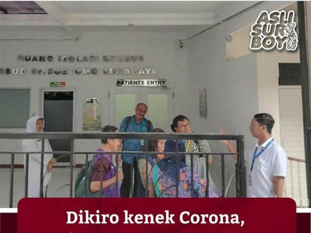 Heboh Dikira Corona Tapi Sakit Paru, RS Diimbau Jangan Asal Menyimpulkan