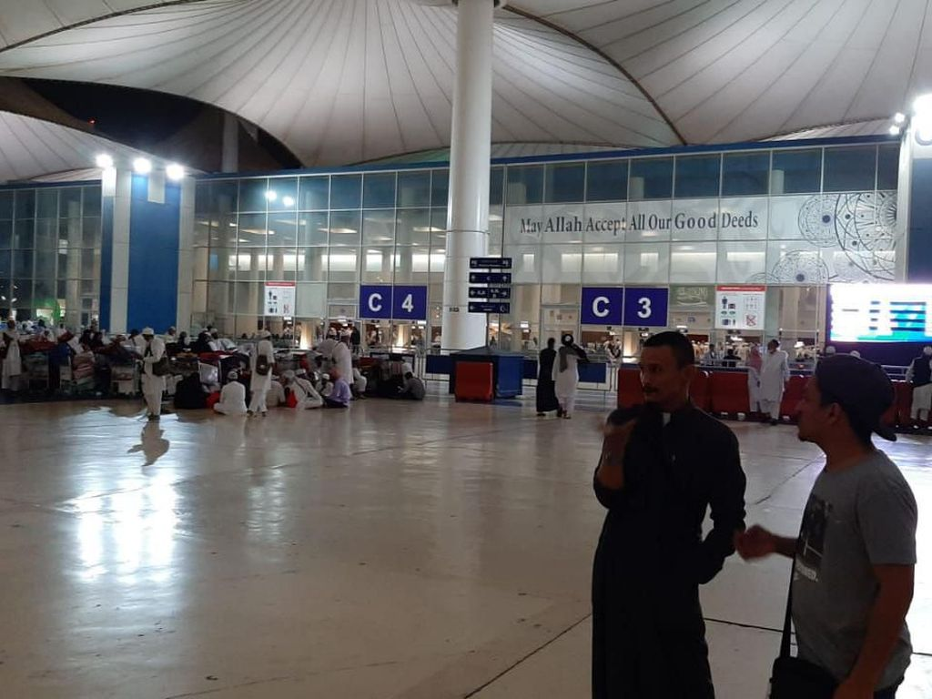 Cerita Pembimbing 153 Jemaah Umroh RI di Saudi Saat Ramai Corona