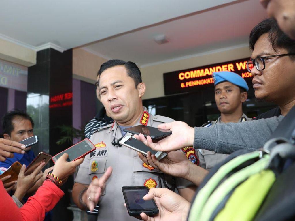2 Ormas di Tangerang Bertikai Gegara Penarikan Motor, 11 Orang Diamankan