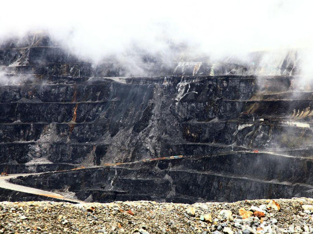Progres Smelter Freeport Masih Lelet, Baru 5,8% di 2020