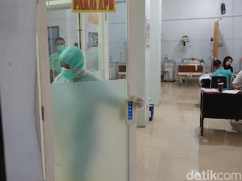 Flu dan Batuk Usai Pulang dari Hong Kong dan China, TKW Tulungagung Diisolasi