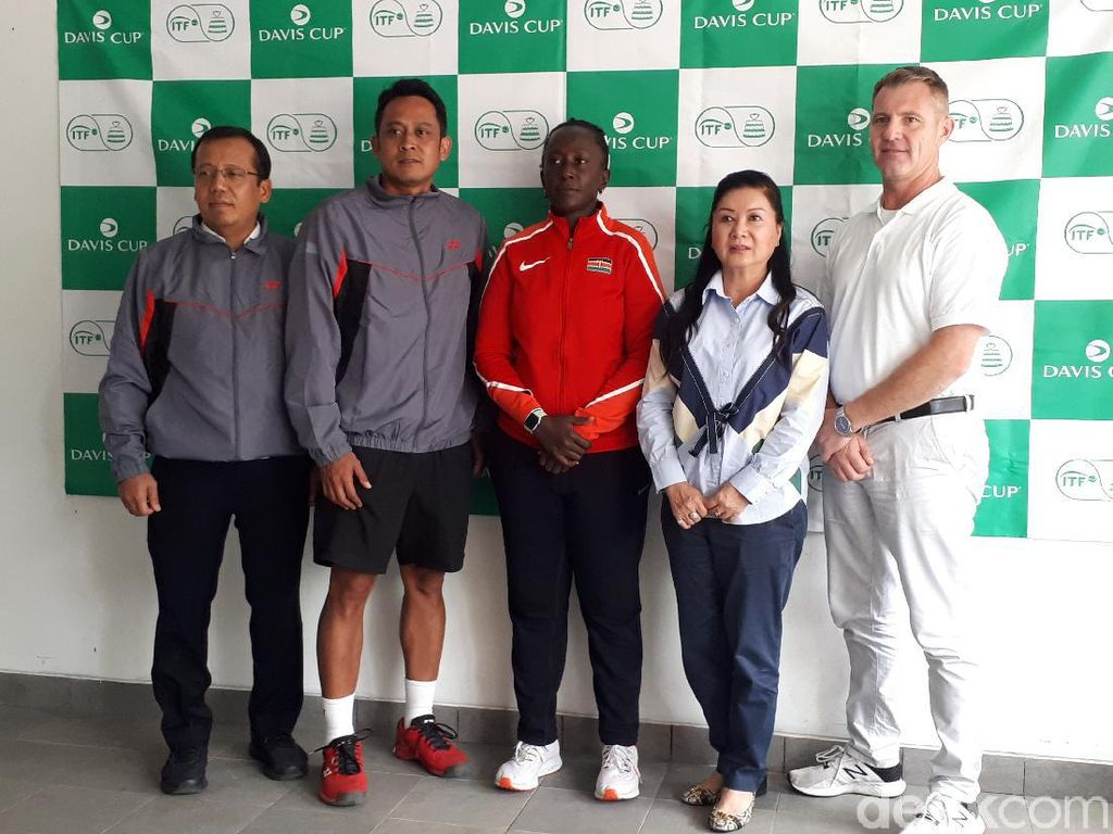 Indonesia Terdampak Virus Corona, Davis Cup 2020 di Jakarta Jalan Terus