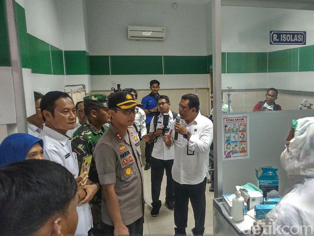 RSUD dr Soegiri Lamongan Siapkan Ruangan Khusus Hadapi Virus Corona