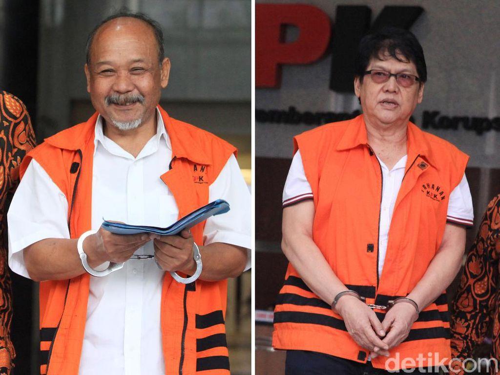 2 Tersangka Korupsi RTH Bandung Ditahan KPK