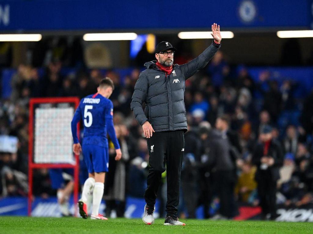 Jelang Chelsea Vs Liverpool, Klopp Tahu Bahayanya si Biru