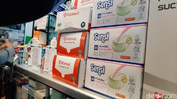 Image result for pasar jaya jual masker