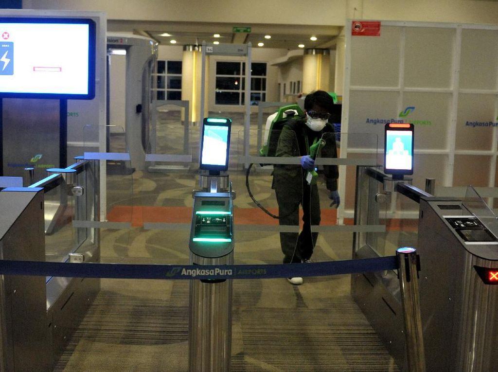 Bandara Ngurah Rai Berlakukan Jalur Khusus Penumpang dari Korsel Imbas Corona