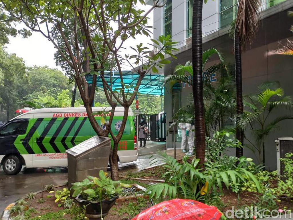 20 Pasien Terkait Corona Dipulangkan dari RS seluruh Indonesia