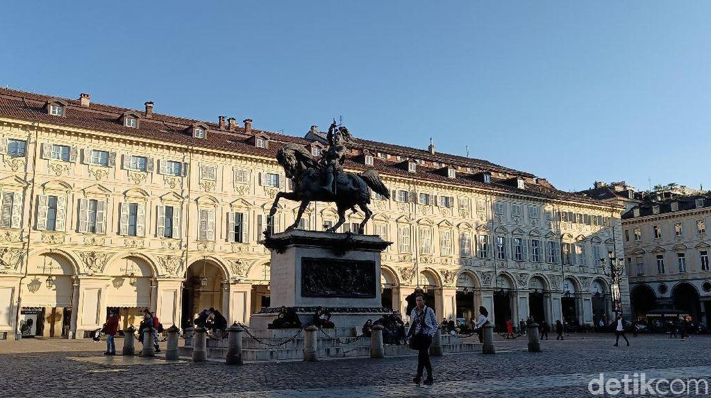 Foto: Cantiknya Kota Tua Turin