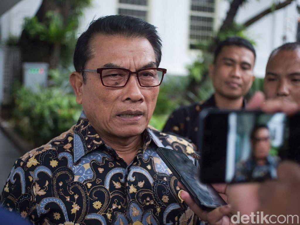Moeldoko Minta DPRD Perkuat Pengawasan Dana Penanganan Corona