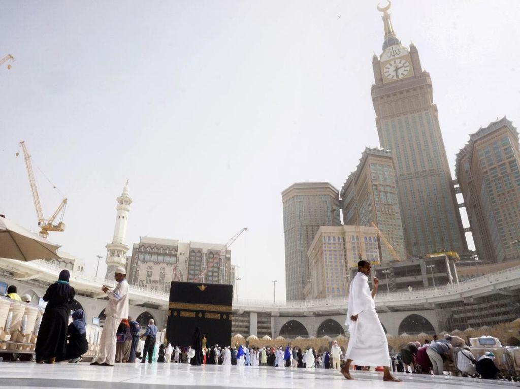 Arab Saudi Akhiri Lockdown, Pelaksanaan Ibadah Haji Bakal Diizinkan?
