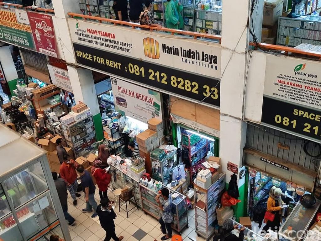 Naik Lagi, Sekarang Harga Masker Rp 480.000