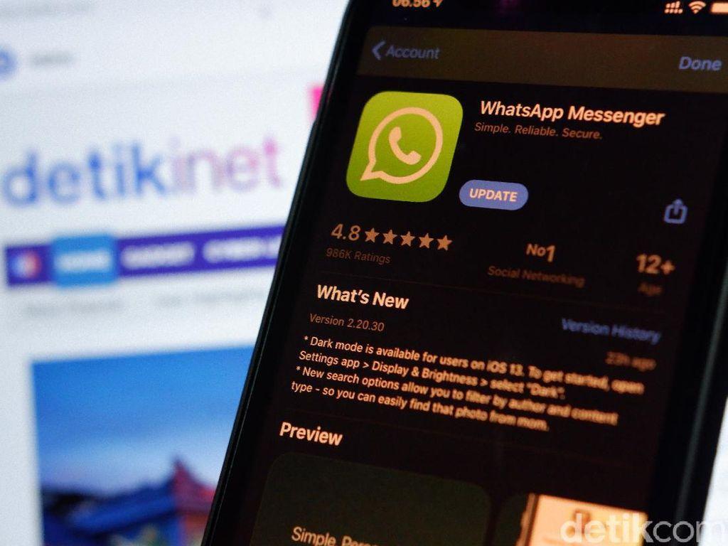 WhatsApp Bakal Bisa Hapus Pesan Sendiri