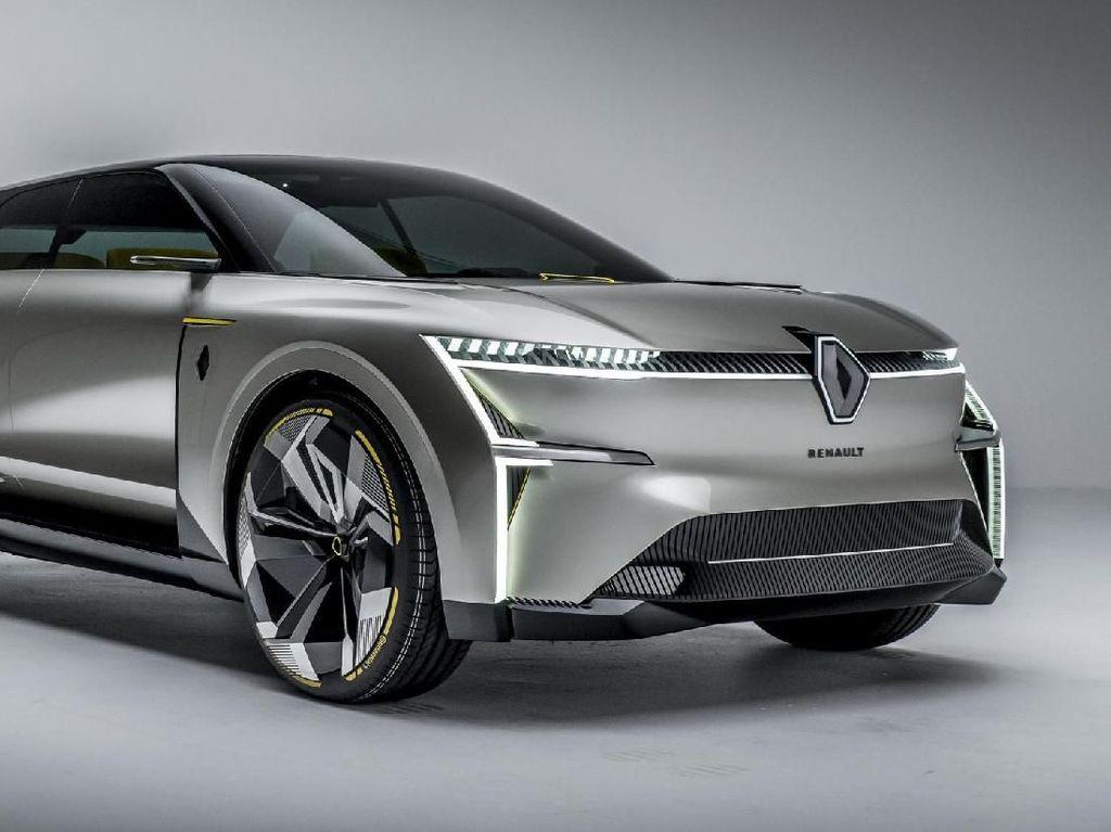 Morphoz, Mobil Konsep Renault yang Bisa Berubah Bentuk