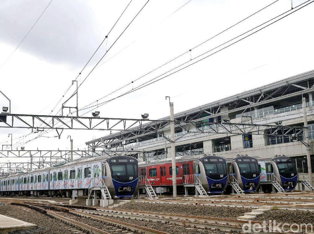 MRT Fase II Bakal Punya Depo di Ancol, Ini Alasannya
