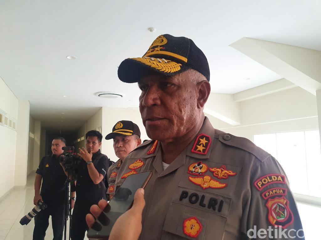 Usai Kontak Tembak dengan KKB, Kapolda Papua Pastikan Tembagapura Aman