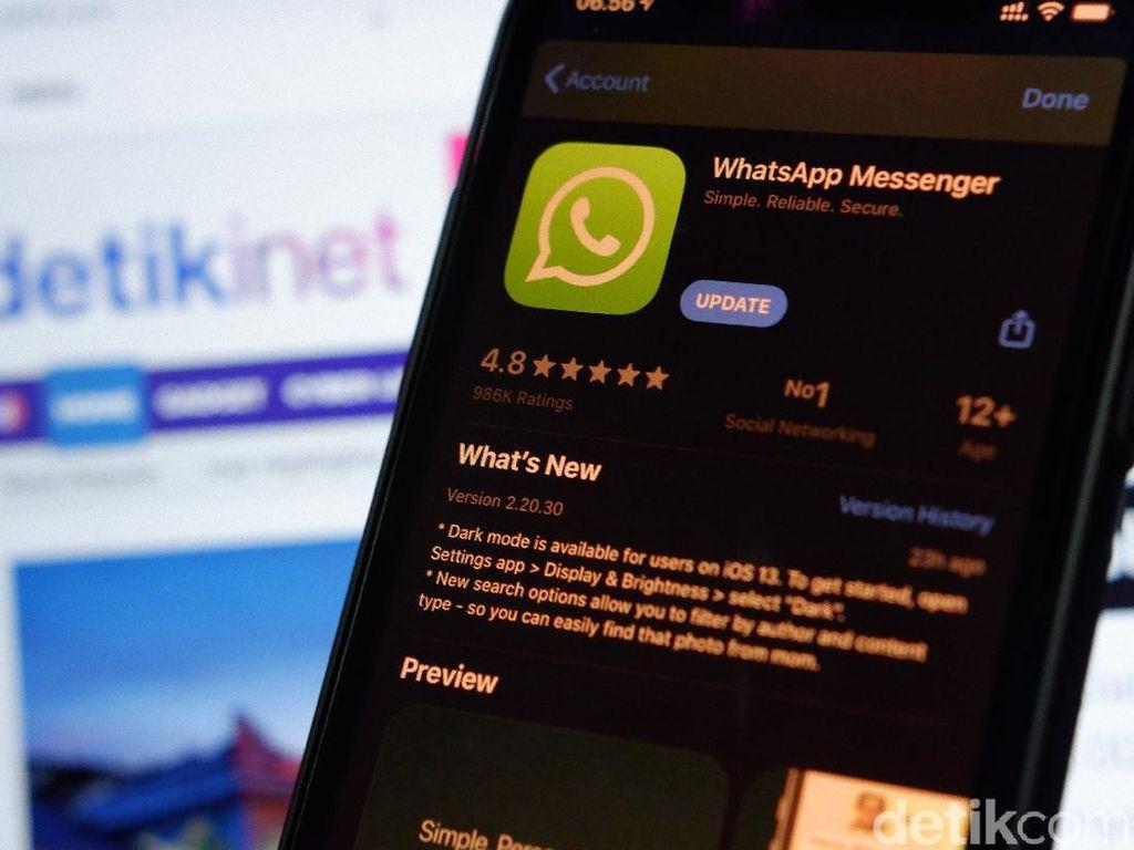 Ini Akun Chatbot WhatsApp Pemerintah Soal Virus Corona