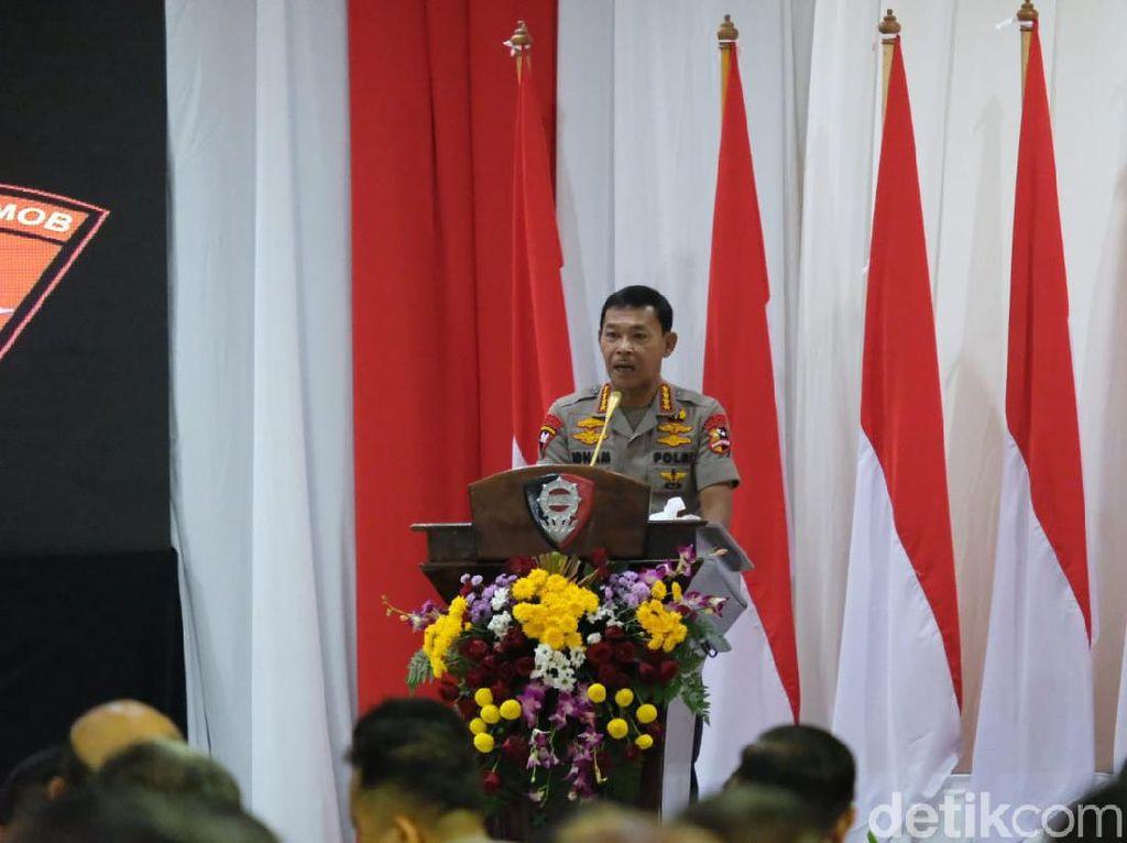Canda Jenderal Idham Azis: Saya Kan Agak-agak Goblok Jadi Kapolri