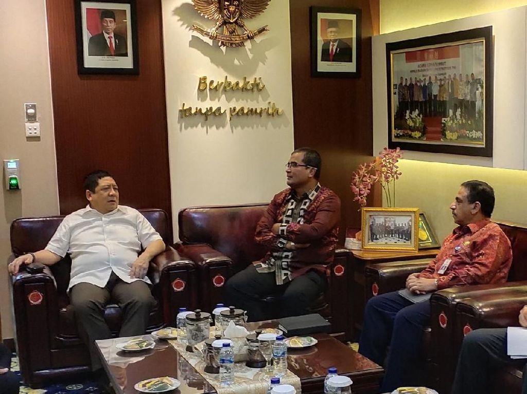 Kemenhub Gaet Intelijen TNI Tingkatkan Kapasitas Penjaga Laut & Pantai