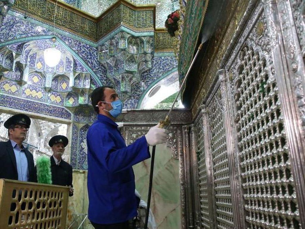 Iran Pun Akhirnya Memilih Lockdown
