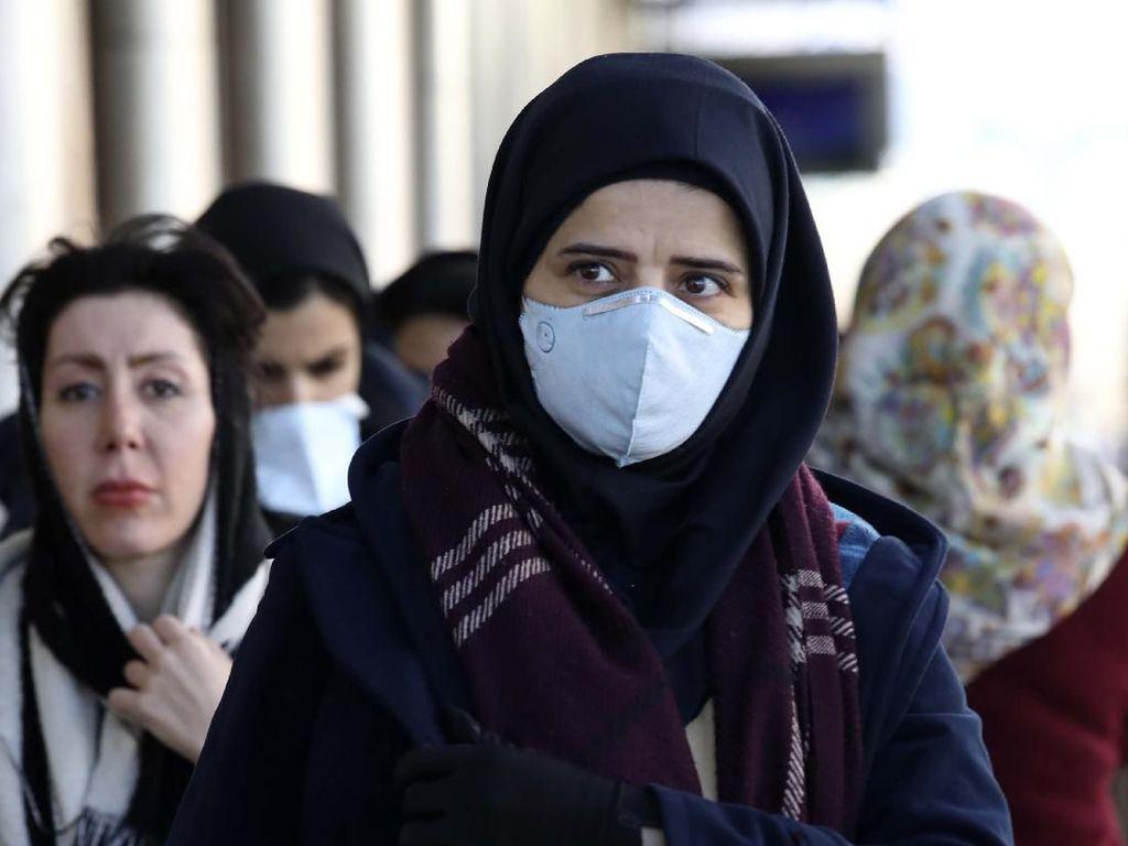 Nyaris 2 Ribu Orang Meninggal karena Virus Corona, Iran Tolak Bantuan Asing