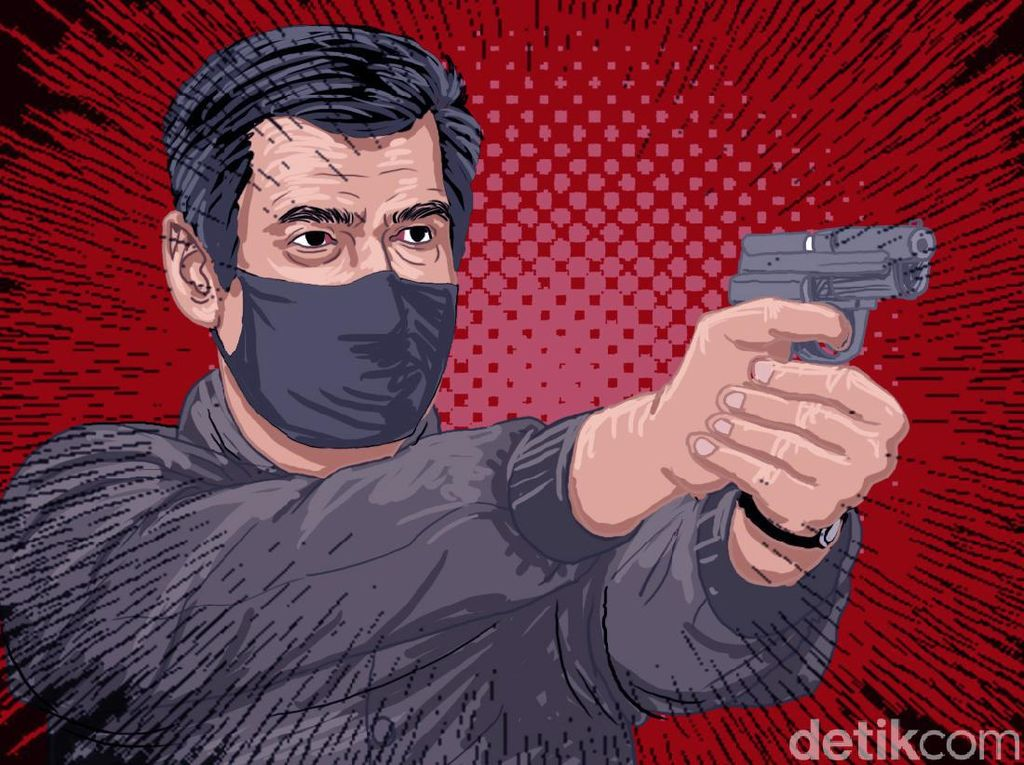 Polisi Ungkap Motif Aksi Koboi Todongkan Pistol Mainan di Kebon Jeruk