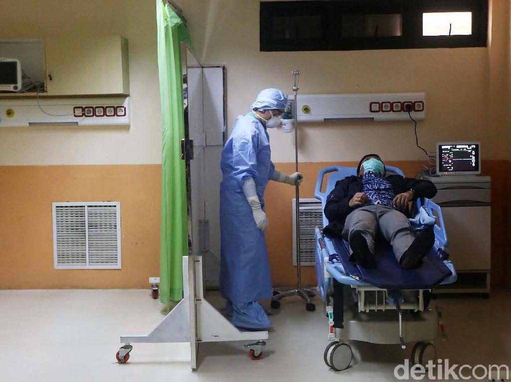 Antisipasi Corona, TNI Siapkan 109 Rumah Sakit Rujukan