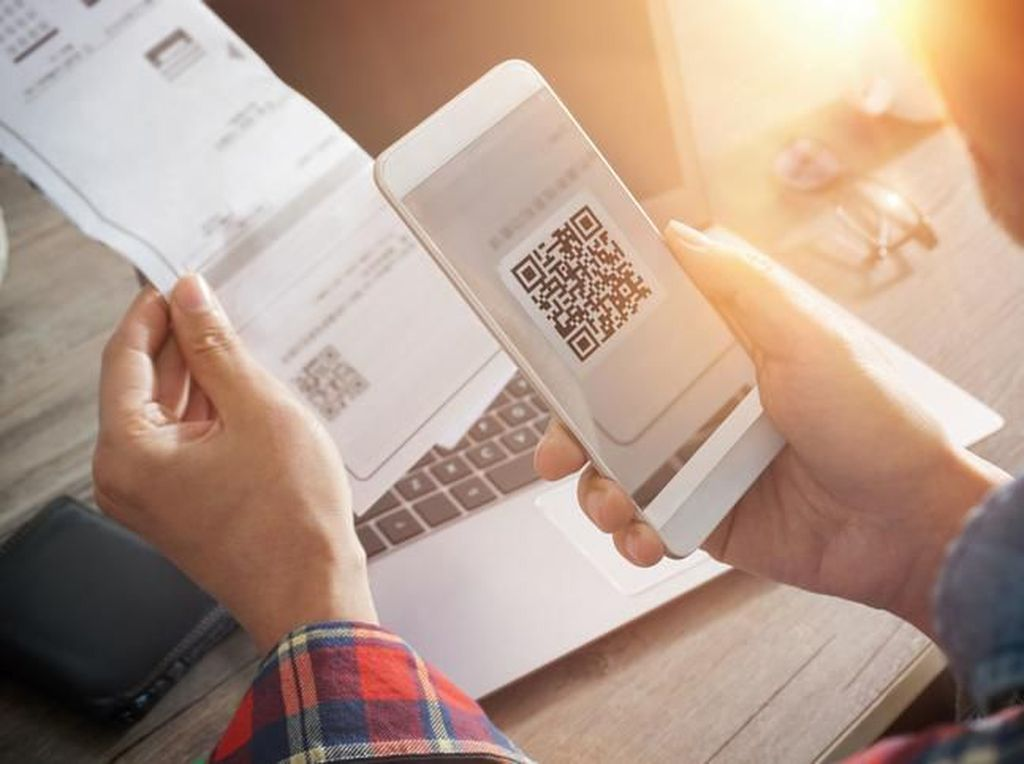 Cara Membuat Barcode Maps Sendiri untuk Undangan