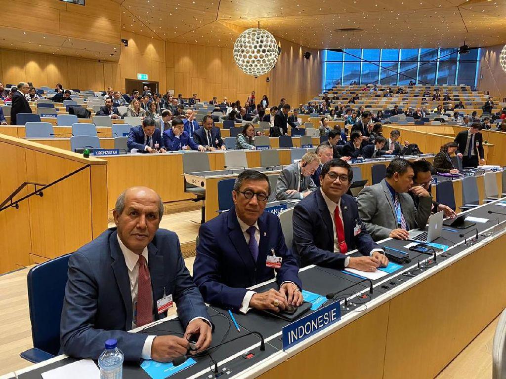 Dirjen WIPO Asal ASEAN, DJKI Harap Kekayaan Intelektual Berkembang