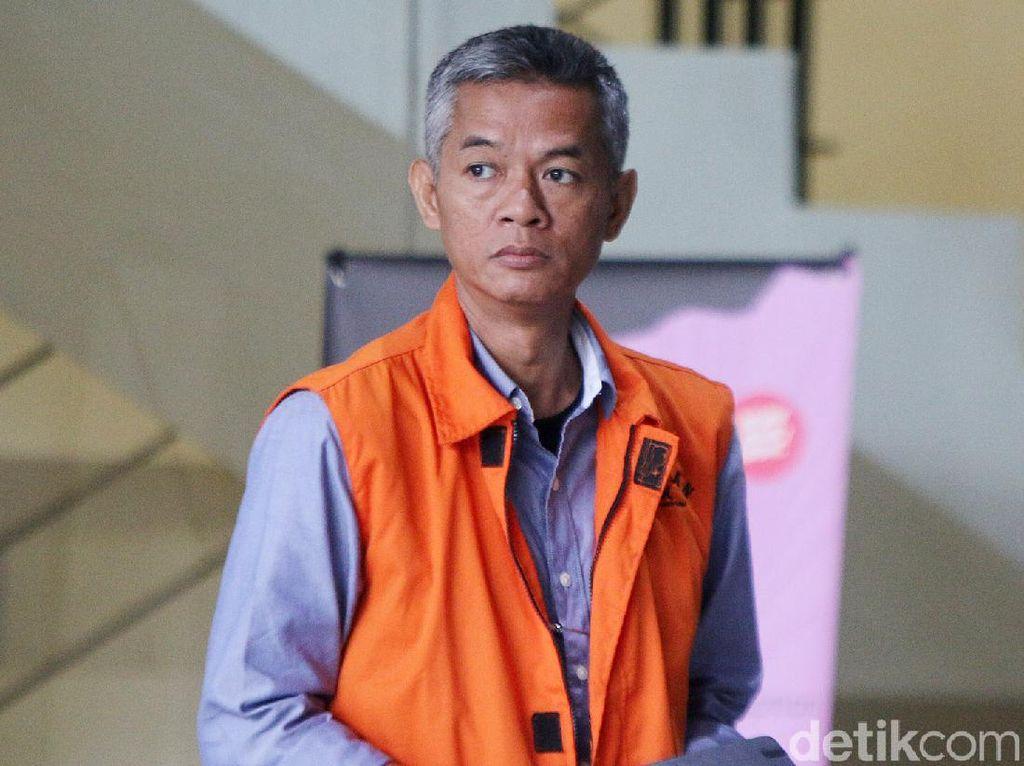 Masa Penahanan Eks Komisioner KPU Diperpanjang KPK